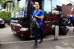 James Clarke of Bristol Rovers arrives at Highbury Stadium - Mandatory by-line: Matt McNulty/JMP - 27/04/2019 - FOOTBALL - Highbury Stadium - Fleetwood, England - Fleetwood Town v Bristol Rovers - Sky Bet League One