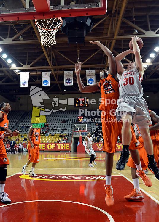 NCAA Men's Basketball - Morgan State edges VMI in overtime thriller, 81-80