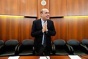 2013/03/22 Roma, insediamento della nuova Giunta Regionale del Lazio. Nella foto Nicola Zingaretti.<br /> Rome, installation of the new Regional Council of Lazio. In the picture Nicola Zingaretti  - &copy; PIERPAOLO SCAVUZZO