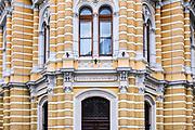 Male elementary school building, Scuola cittadina maschile, Rijeka, Croatia