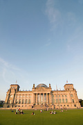 Reichstag building,Berlin,Germany