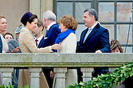 30-4-2016 - Princess Martha Louise of Norway, Ari Behn, Crown Princess Mary Of Denmark, Crown Prince Frederik, Princess Benedikteprincess beatrix Chris O'Neill, Princess Madeleine of Sweden, Crown Princess Victoria of Sweden, Oscar Carl Olof, Princess Estelle, Prince Daniel, Princess Sofia, Prince Carl Philip, King Carl Gustaf and Queen Silvia King Carl Gustaf, Queen Silvia, Crown Princess Victoria, Prince Daniel, Prince Carl Philip, Princess Madeleine and Chris O&rsquo;Neill  The Swedish Armed Forces&rsquo; celebration &ndash; The Outer Courtyard celebration of The King&rsquo;s 70th birthday celebration of The King&rsquo;s 70th birthday STOCKHOLM COPYRIGHT ROBIN UTRECHT<br /> 30-4-2016 - prinses Beatrix Chris O'Neill, Prinses Madeleine van Zweden, Kroonprinses Victoria van Zweden, Oscar Carl Olof, Prinses Estelle, Prins Daniel, Princess Sofia, prins Carl Philip, koning Carl Gustaf en koningin Silvia Koning Carl Gustaf , koningin Silvia, kroonprinses Victoria, Prins Daniel, prins Carl Philip, prinses Madeleine en Chris O'Neill De Zweedse strijdkrachten 'viering - The Outer Courtyard viering van The King's 70ste verjaardag viering van de koning van zweden  70ste verjaardag STOCKHOLM