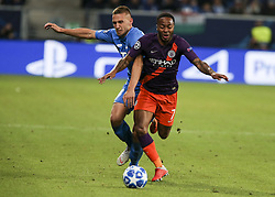 October 2, 2018 - France - Raheem Starling 7 (Credit Image: © Panoramic via ZUMA Press)