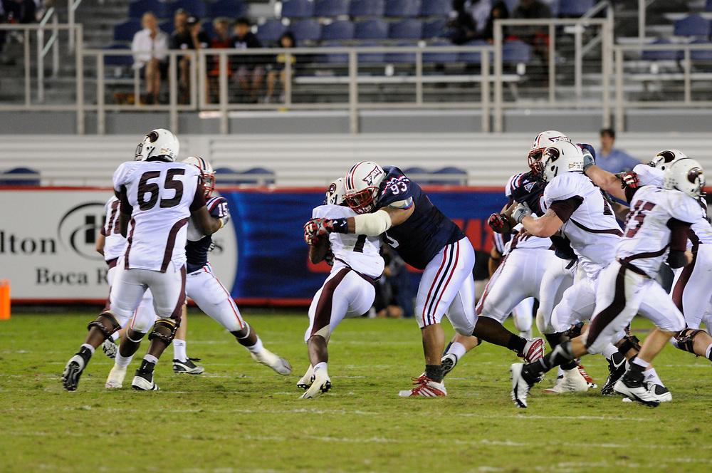 2011 FAU Football vs Louisiana-Monroe