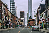 Yonge Street, North of Wellesley Street