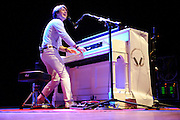 Photos of the band Hanson performing live at the Pageant in St. Louis on August 5, 2010.
