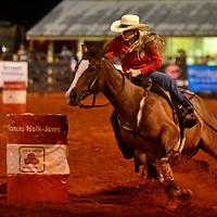 Rodeo - Barrel Racing- Foley Alabama 2015