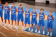 DESCRIZIONE : Bormio Torneo Internazionale Femminile Olga De Marzi Gola Italia Lituania <br /> GIOCATORE : Team Italia <br /> SQUADRA : Nazionale Italia Donne Italy <br /> EVENTO : Torneo Internazionale Femminile Olga De Marzi Gola <br /> GARA : Italia Lituania Italy Lithuania <br /> DATA : 25/07/2008 <br /> CATEGORIA : Ritratto <br /> SPORT : Pallacanestro <br /> AUTORE : Agenzia Ciamillo-Castoria/S.Silvestri <br /> Galleria : Fip Nazionali 2008 <br /> Fotonotizia : Bormio Torneo Internazionale Femminile Olga De Marzi Gola Italia Lituania <br /> Predefinita :