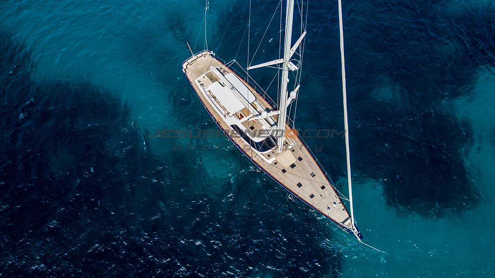 "Swan 112 "" Song of the sea"" , photoshootiung for Nautor´s Swan Brokerage"