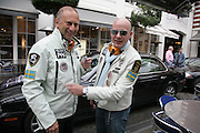 MICHAEL ROSS AND ALEX ROY, De Grisogono & Londino Car Rally  setting off from the Bluebird Building. King's Rd. London. 23 August 2007. Car rally which takes drivers through London, France, Switzerland and finally to Portofino .  -DO NOT ARCHIVE-© Copyright Photograph by Dafydd Jones. 248 Clapham Rd. London SW9 0PZ. Tel 0207 820 0771. www.dafjones.com.
