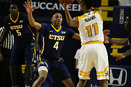 December 6, 2017 - Johnson City, Tennessee - Freedom Hall: ETSU guard Jason Williams (4)<br /> <br /> Image Credit: Dakota Hamilton/ETSU