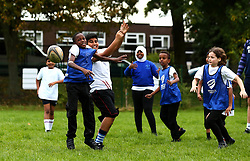 Bristol Sport and Bristol Energy launch their partnership at Millpond School- Mandatory by-line: Robbie Stephenson/JMP - 09/10/2017 - SPORT - Millpond School - Bristol, England - Bristol Sport and Bristol Energy Partnership Launch