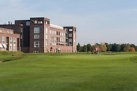 Golfbaan bij Slot Haverleij