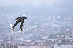22.02.2019, Bergiselschanze, Innsbruck, AUT, FIS Weltmeisterschaften Ski Nordisch, Seefeld 2019, Skisprung, Herren, im Bild Andreas Stjernen (NOR) // Andreas Stjernen of Norway during the men's Skijumping of FIS Nordic Ski World Championships 2019. Bergiselschanze in Innsbruck, Austria on 2019/02/22. EXPA Pictures © 2019, PhotoCredit: EXPA/ Dominik Angerer