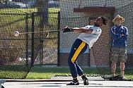 April 28, 2018 - Johnson City, Tennessee - Steve Spurrier Field: Ben Johnson<br /> <br /> Image Credit: Dakota Hamilton/ETSU