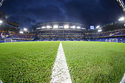 A general view inside Stamford Bridge Stadium prior to the Premier League match between Chelsea and Manchester City at Stamford Bridge, London, England on 8 December 2018.