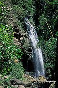 Falls of Baleine, Saint Vincent,  St. Vincent & the Grenadines, West Indies ( Eastern Caribbean Sea )