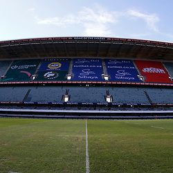 DURBAN, SOUTH AFRICA - MAY 19: General views during the Super Rugby match between Cell C Sharks and Chiefs at Jonsson Kings Park on May 19, 2018 in Durban, South Africa. (Photo by Steve Haag/Gallo Images)