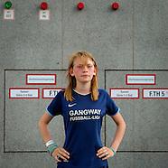 Mädchen Fussball