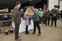 Bauters Jozef, Keermaekers Kris, echtgenote Kris, <br /> BWP Keuring - 3de Phase<br /> Hulsterlo - Meerdonk 2017<br /> © Dirk Caremans<br /> 18/03/17