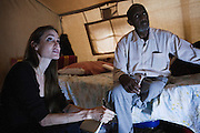 Malta: UNHCR Goodwill Ambassador, Angelina Jolie, travelled on Sunday to Malta meeting with many refugees who have fled their country in recent weeks.<br /> <br /> HANDOUT: UNHCR/JTanner/June 2011