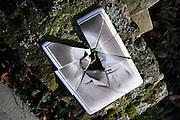 Nova Role (Neurohlau)/Tschechische Republik, CZE, 14.12.06: Sudetendeutsche Gr&auml;ber auf dem &ouml;rtlichen Friedhof der Stadt Nova Role (Neurohlau) in der N&auml;he von Karlovy Vary (Karlsbad).<br /> <br /> Nova Role (Neurohlau)/Czech Republic, CZE, 14.12.06: Graves of Sudeten Germans at the cemetary of the city Nova Role close to Karlovy Vary (Karlsbad).