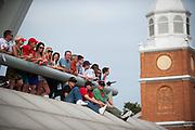 September 2-4, 2011. Indycar Baltimore Grand Prix. Fans