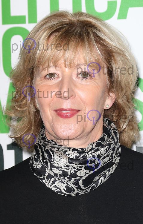 Melissa Benn, Political Book Awards, BFI IMAX, London UK, 19 March 2014, Photo by Richard Goldschmidt