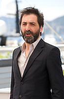 Director Stefano Mordini at the Pericle (Pericle Il Nero) film photo call at the 69th Cannes Film Festival Thursday 19th May 2016, Cannes, France. Photography: Doreen Kennedy