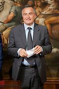 2013/05/03 Roma,  giuramento dei viceministri e dei sottosegretari. Nella foto Filippo Bubbico..Rome, oath of deputy ministers and undersecretaries. In the picture Filippo Bubbico - © PIERPAOLO SCAVUZZO