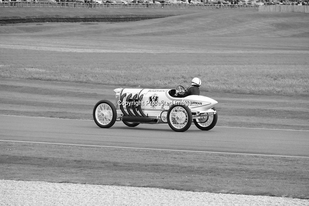 1911 Blitzen Benz at Goodwood