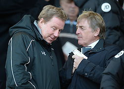 Harry Redknapp in the stands at the Vitality Stadium.  - Mandatory by-line: Alex James/JMP - 04/12/2016 - FOOTBALL - Vitality Stadium - Bournemouth, England - AFC Bournemouth v LIverpool - Premier League