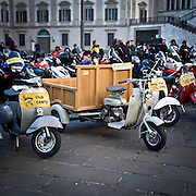 Moto Befana 2012 a Milano