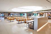 Capital One, Cafe, restaurant