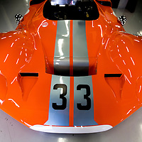 #33, Lenham Spider (1968), Jon Waggitt and Robert Thorpe, HSCC Guards Trophy. 24.07.2015. Silverstone, England, U.K.  Silverstone Classic 2015.
