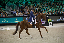Witte-Vrees Madeleine, NED, Cennin<br /> The Dutch Masters<br /> Indoor Brabant - 's Hertogen bosch 2018<br /> © Hippo Foto - Dirk Caremans<br /> 10/03/2018