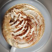 The spiced pumpkin gelatte at Paciugo Gelato &amp; Caffe on Wednesday, Oct. 23, 2013. (Brian Cassella/Chicago Tribune) B583282234Z.1 <br /> ....OUTSIDE TRIBUNE CO.- NO MAGS,  NO SALES, NO INTERNET, NO TV, CHICAGO OUT, NO DIGITAL MANIPULATION...