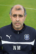 Dundee physio Niam Mohammed - Dundee FC headshots <br />  - &copy; David Young - www.davidyoungphoto.co.uk - email: davidyoungphoto@gmail.com