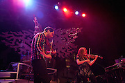 Geese performs at the Ogden Theatre in Denver, Colorado.  11 June 2010.  Photo by Denise Chambers.