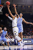 NCAA Basketball - Notre Dame Fighting Irish vs North Carolina Tar Heels - South Bend, In