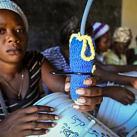 Washing out Cholera in Haiti