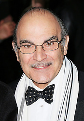 © Licensed to London News Pictures. David Suchet  attending the London Evening Standard Theatre Awards at the The Savoy Hotel in London, UK on 17 November 2013. Photo credit: Richard Goldschmidt/PiQtured/LNP