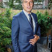 NLD/Amsterdam/20150903 - Lancering Humberto by van Gils, acteur Victor Reinier