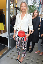 MARTHA WARD at the Prism Boutique Summer Party held at Prism, 54 Chiltern Street, London on 14th May 2014.