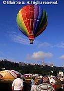 Outdoor recreation, Hot Air Balloon Marathon, Pittsburgh, PA