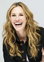 February 23, 2009 - Los Angeles, California, USA - Picture Shows: Actress Julia Roberts of the film ''Duplicity'' photographed in Los Angeles, CA. ..- 23rd February 2009..*Higher Rates Apply*Please Call To Negotiate Fees*..Job: 62383.Ref: RNY / Armando Gallo .-.UK Rights Only.  Minimum Usage fee of £150. *** NO TABS / SKIN MAGS *** NO ITALY *** NO SALES TO AMI PUBLICATIONS *** EMBARGOED IN THE USA UNTIL MAY 23, 2009. *** *Unbylined uses will incur an additional discretionary fee! (Credit Image: © Armando Gallo via ZUMA Studio)