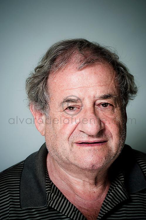 Miguel Orszag, Fisico cuántico chileno, considerado el padre de la óptica cuántica en Chile. Santiago de Chile, 13-12-2012 (©Alvaro de la Fuente/Triple.cl)