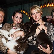 NLD/Amsterdam/20131118 - Inloop Launch Juwelry by LouLou,Rudolph Strickwold, Floor van der Water, Anouk Smulders en .....