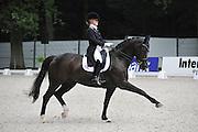 Suzanne van de Ven - Donna Gracia<br /> CHIO Rotterdam 2012<br /> © DigiShots
