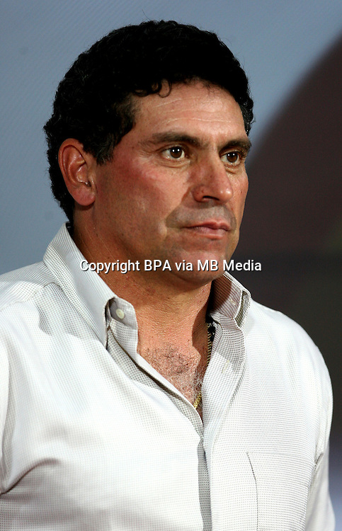 Football Fifa Brazil 2014 World Cup / <br /> Honduras National Team - <br /> Luis Fernando SUAREZ - Coach of Honduras